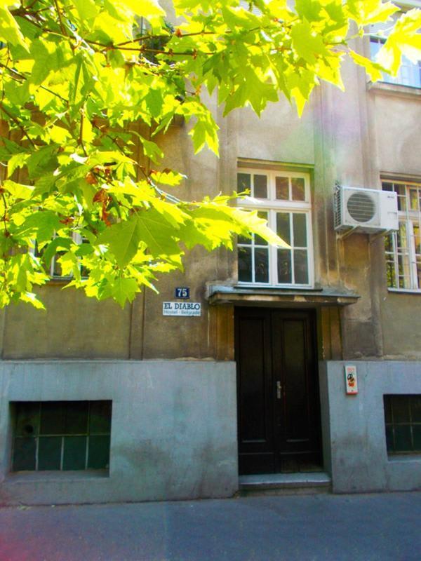 El Diablo Hostel Belgrade