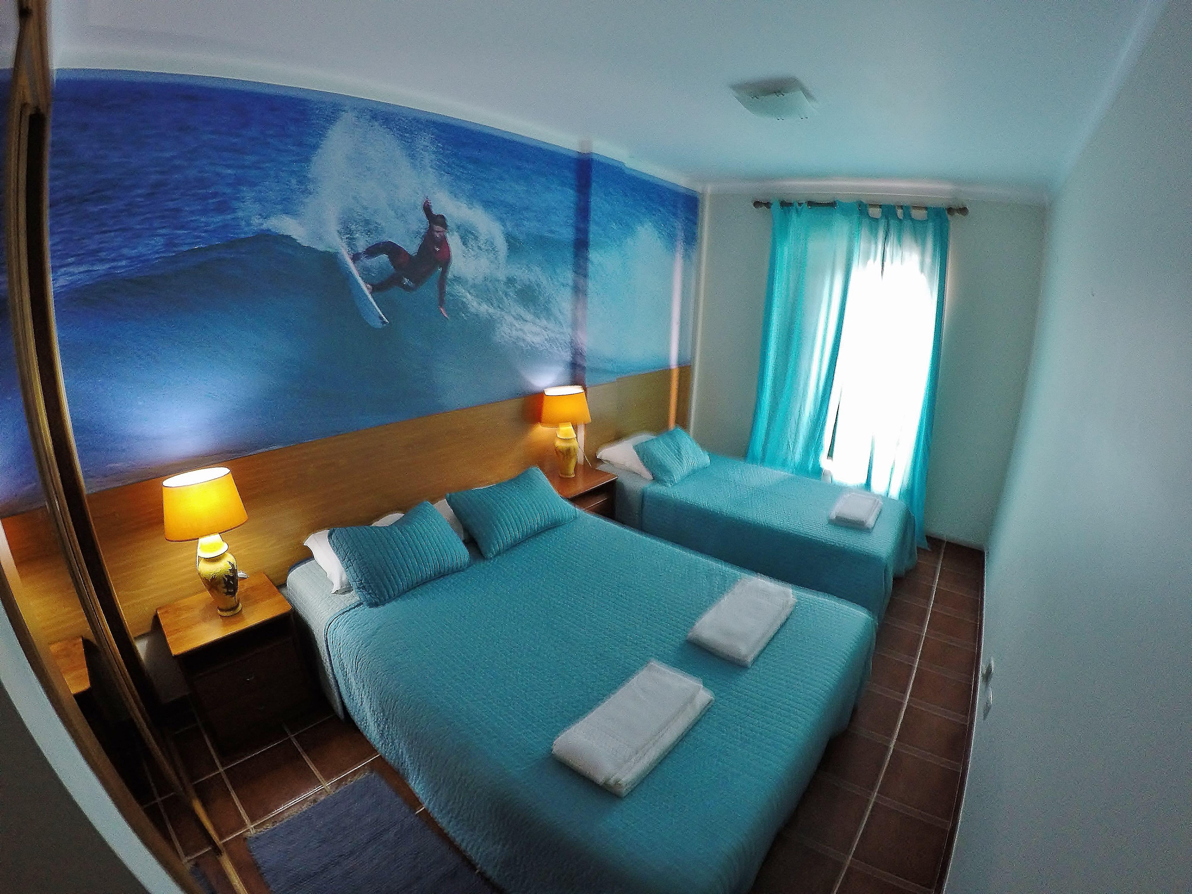 Supertubos Beach Hostel