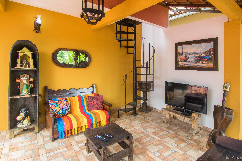 Paraty Hostel - Casa do Rio