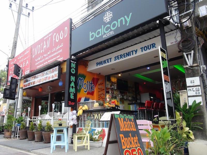 Balcony Hostel Patong