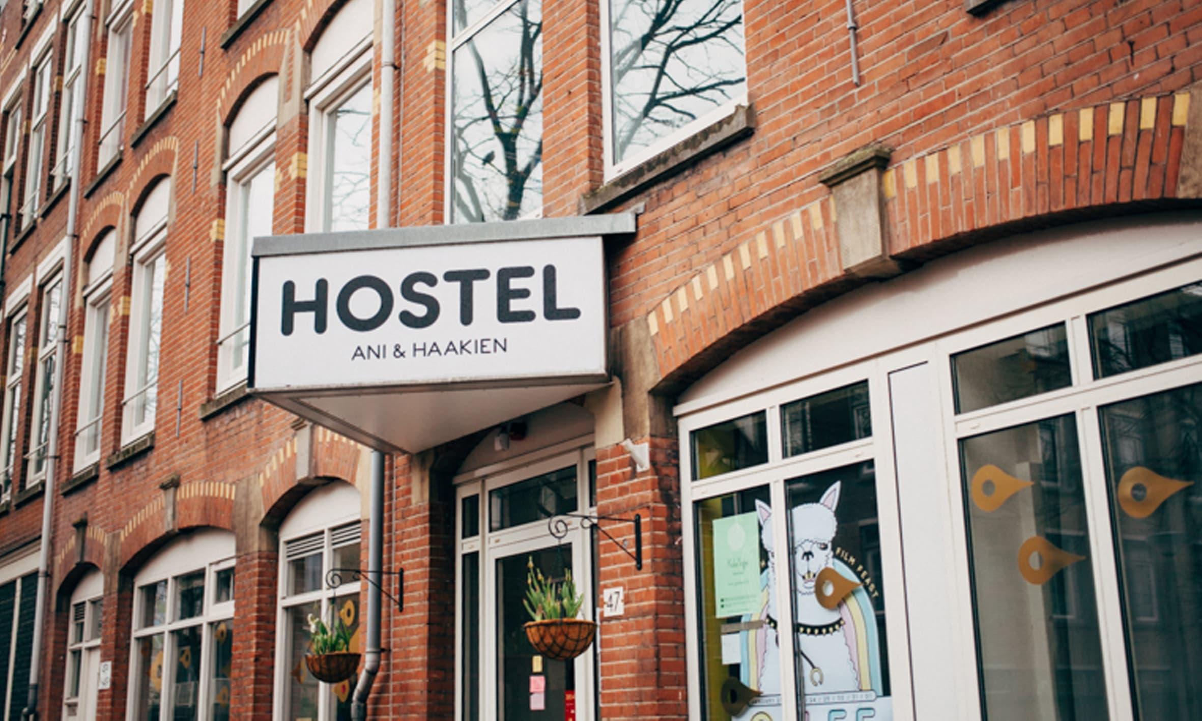 HOSTEL - Hostel Ani & Haakien Rotterdam