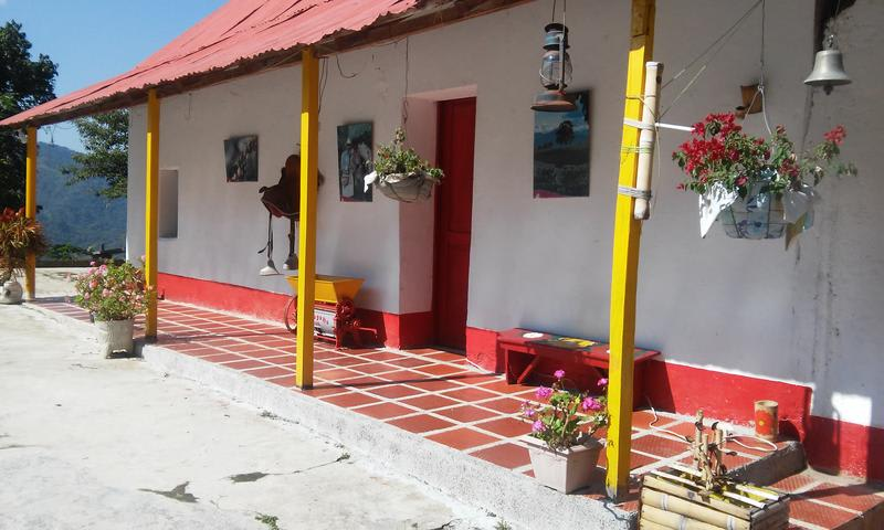 La Candelaria Coffee Farm