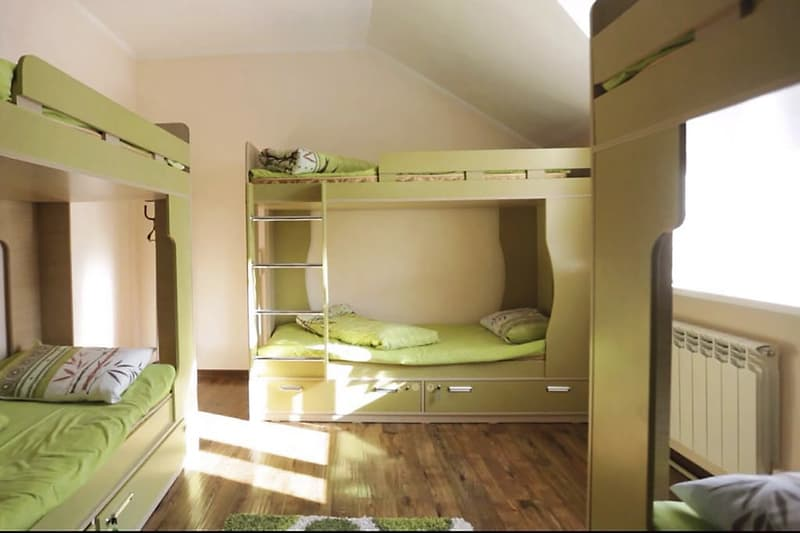 HOSTEL - Almaty Backpackers