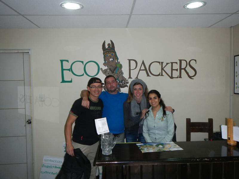 Ecopackers Machupicchu