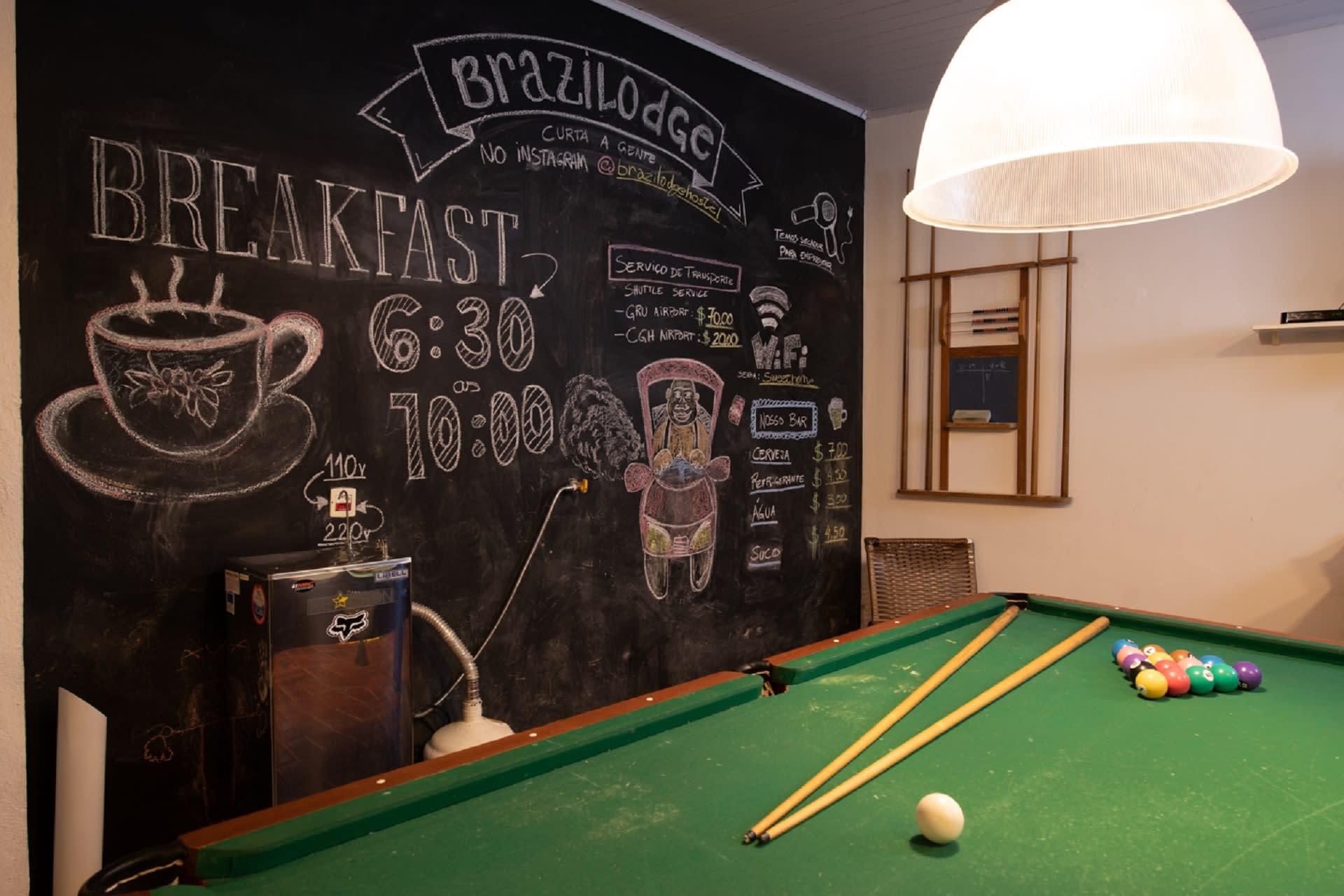 HOSTEL - Brazilodge All Suites Hostel