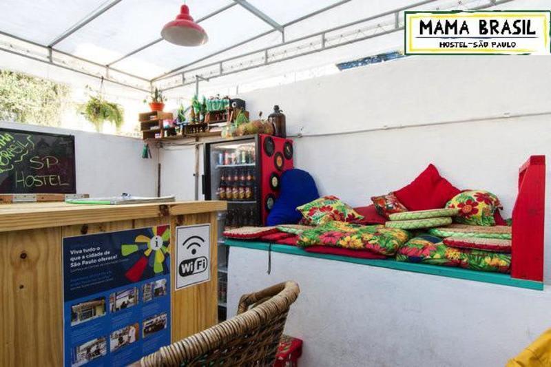 HOSTEL - Mama Brasil Hostel