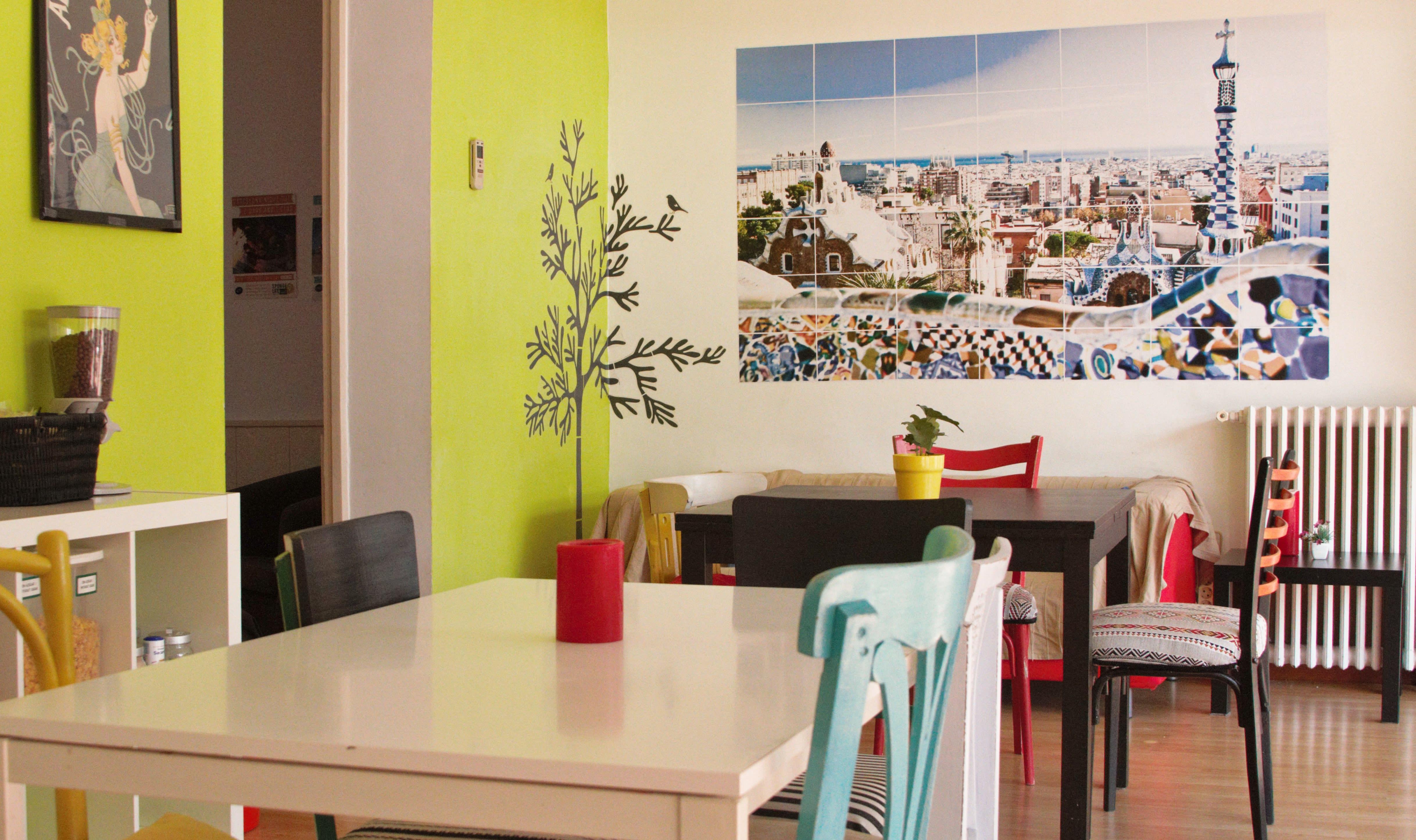 HOSTEL - Fabrizzios Terrace Youth Hostel