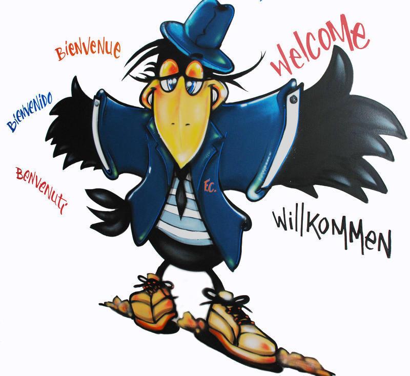 Famous Crows