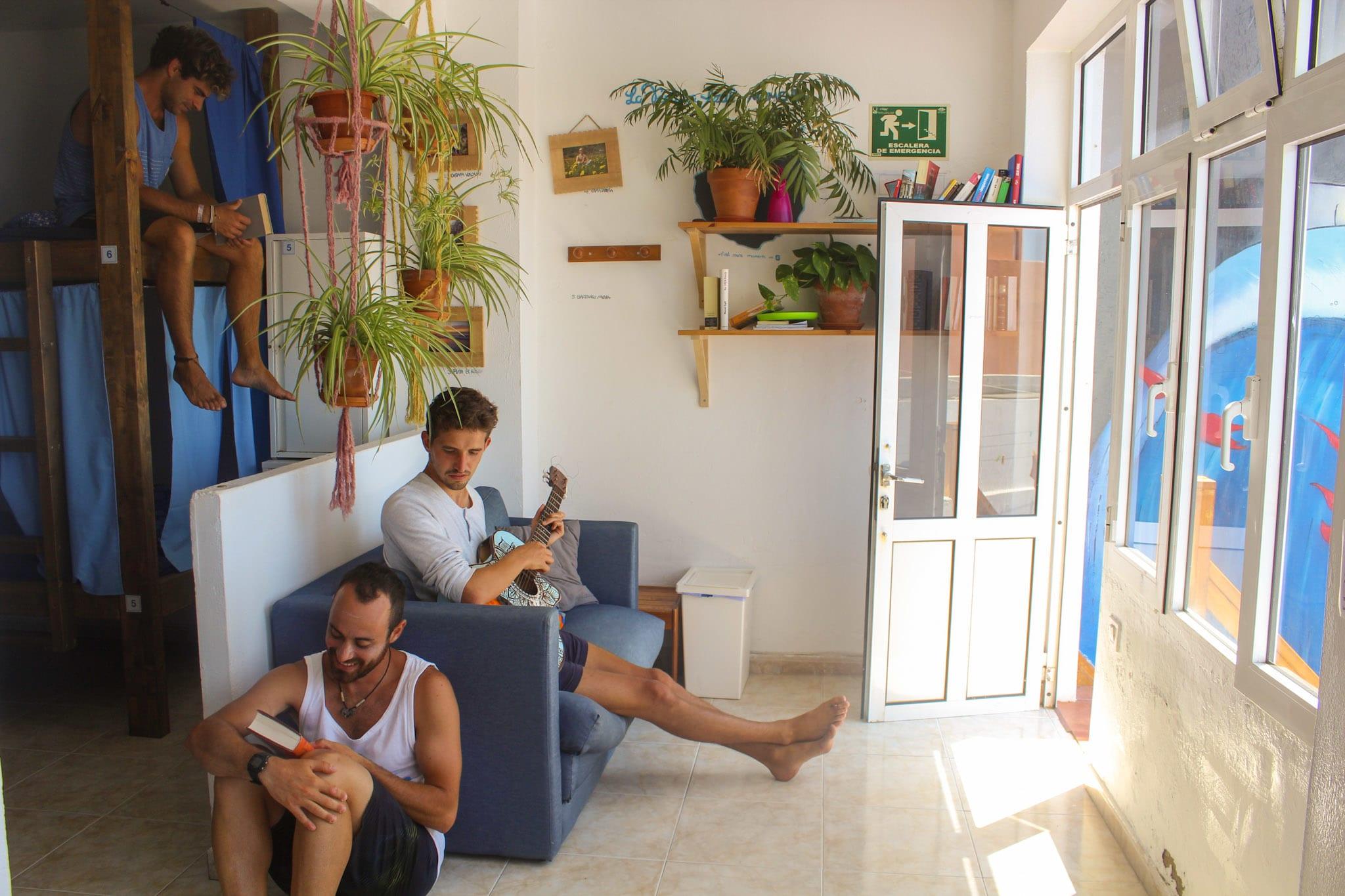 HOSTEL - Ventana Azul Las Palmas Hostel