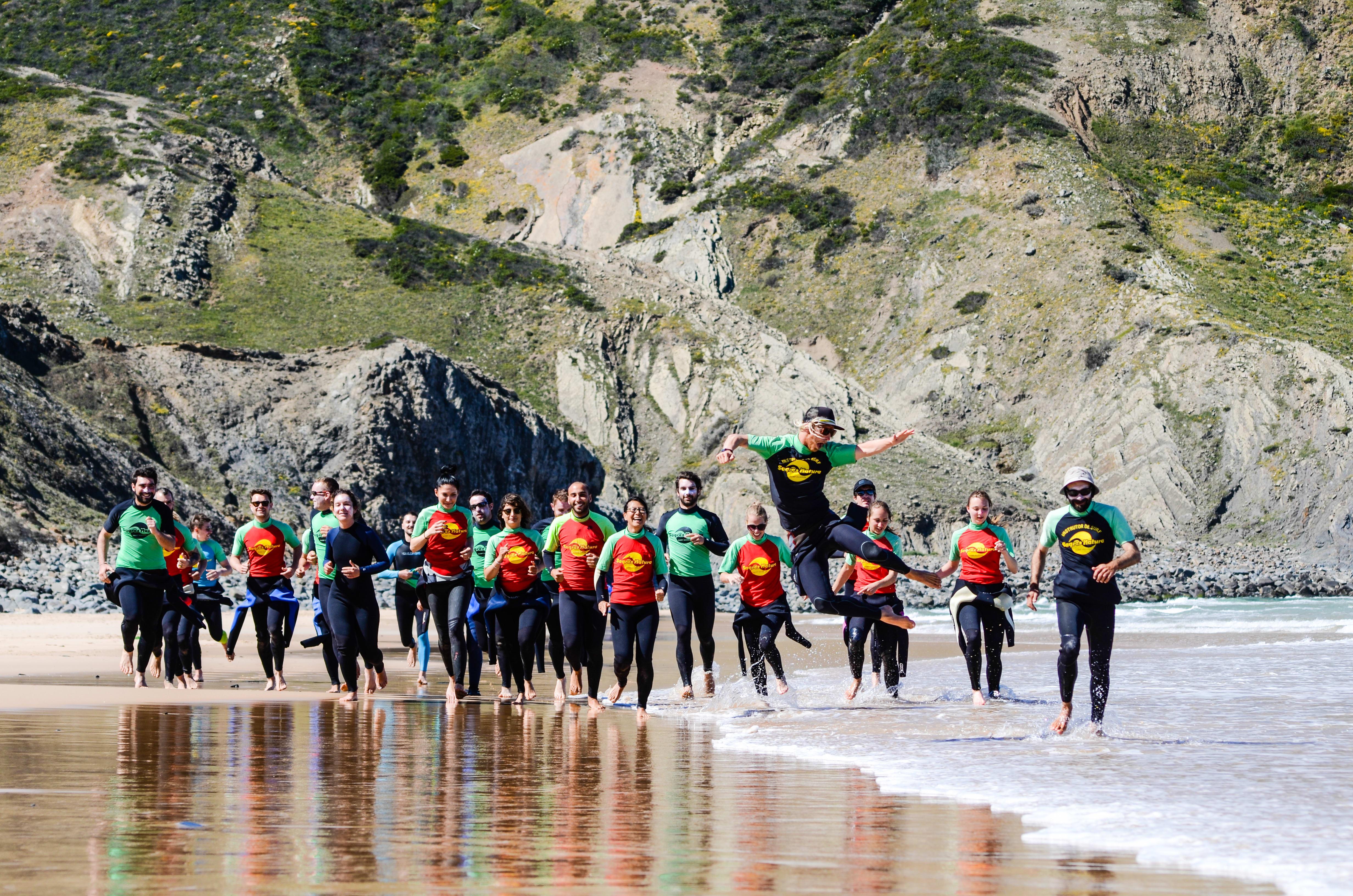 Sagres Natura Surf Camp
