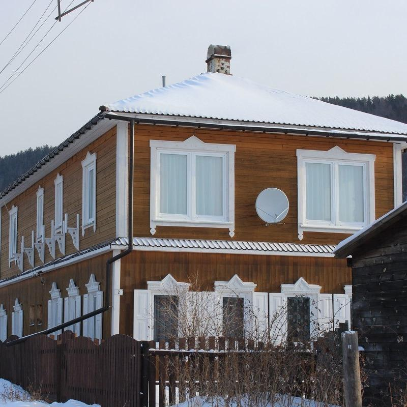 Sasha Guesthouse Listvjanka