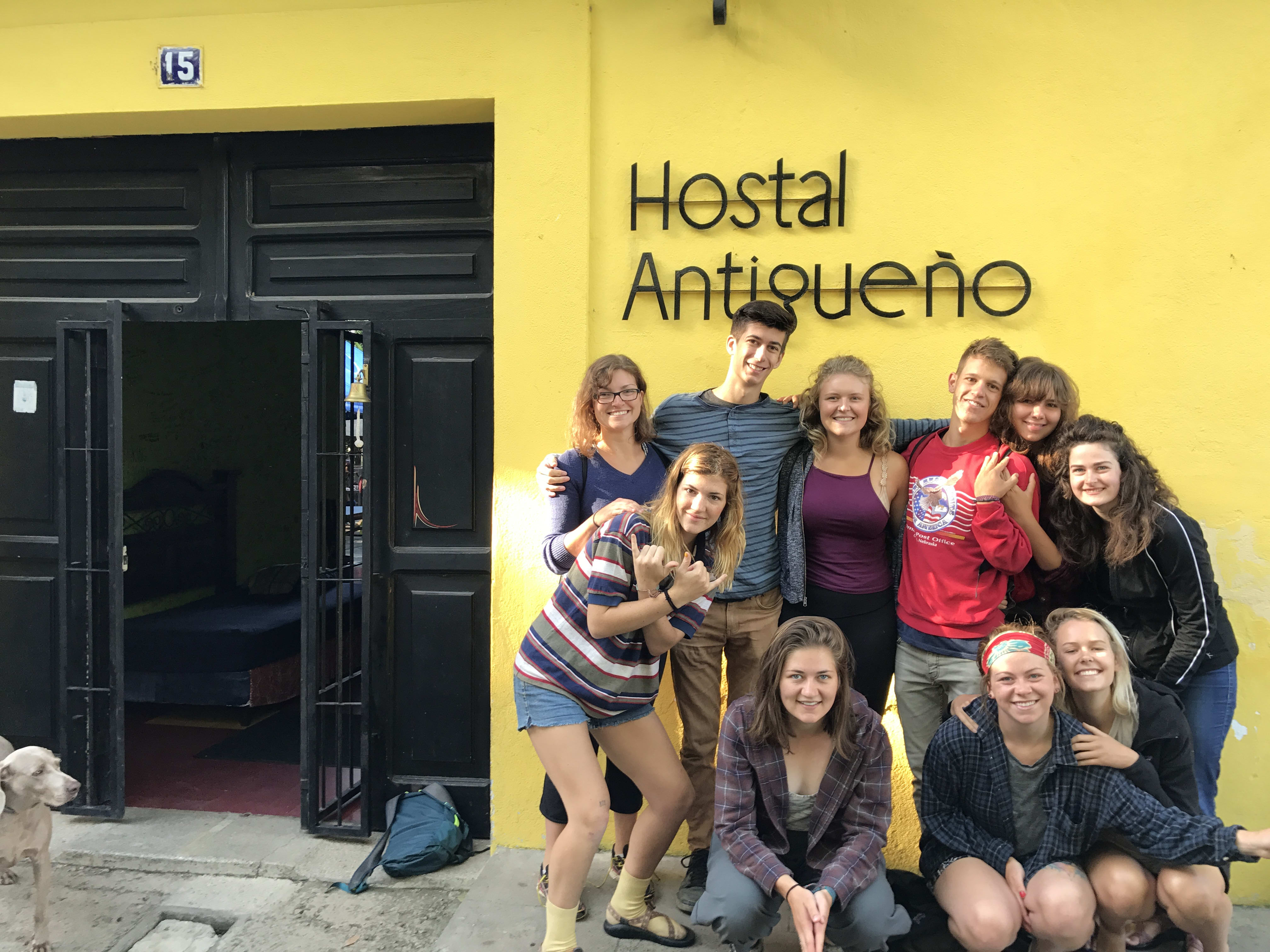 HOSTEL - Hostel Antigueno