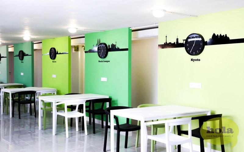 HOSTEL - Hola Hostel Eixample
