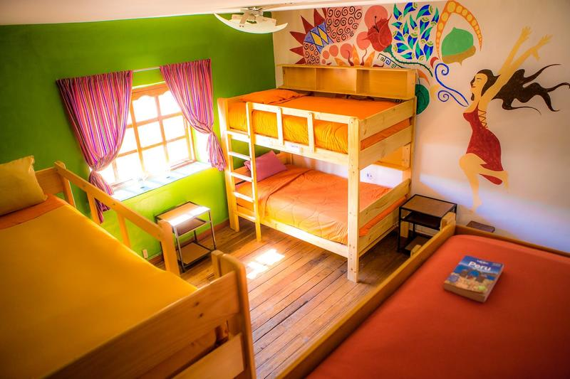 HOSTEL - Dragonfly Hostels Cusco