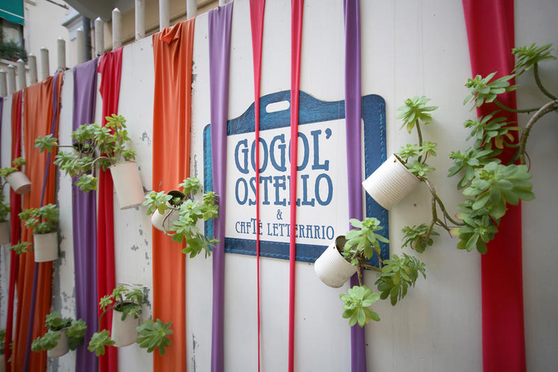 Gogol'Ostello & Caftè Letterario