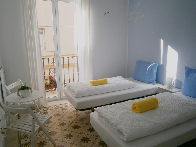 Casa Al Sur Terraza In Malaga Best Hostel In Spain