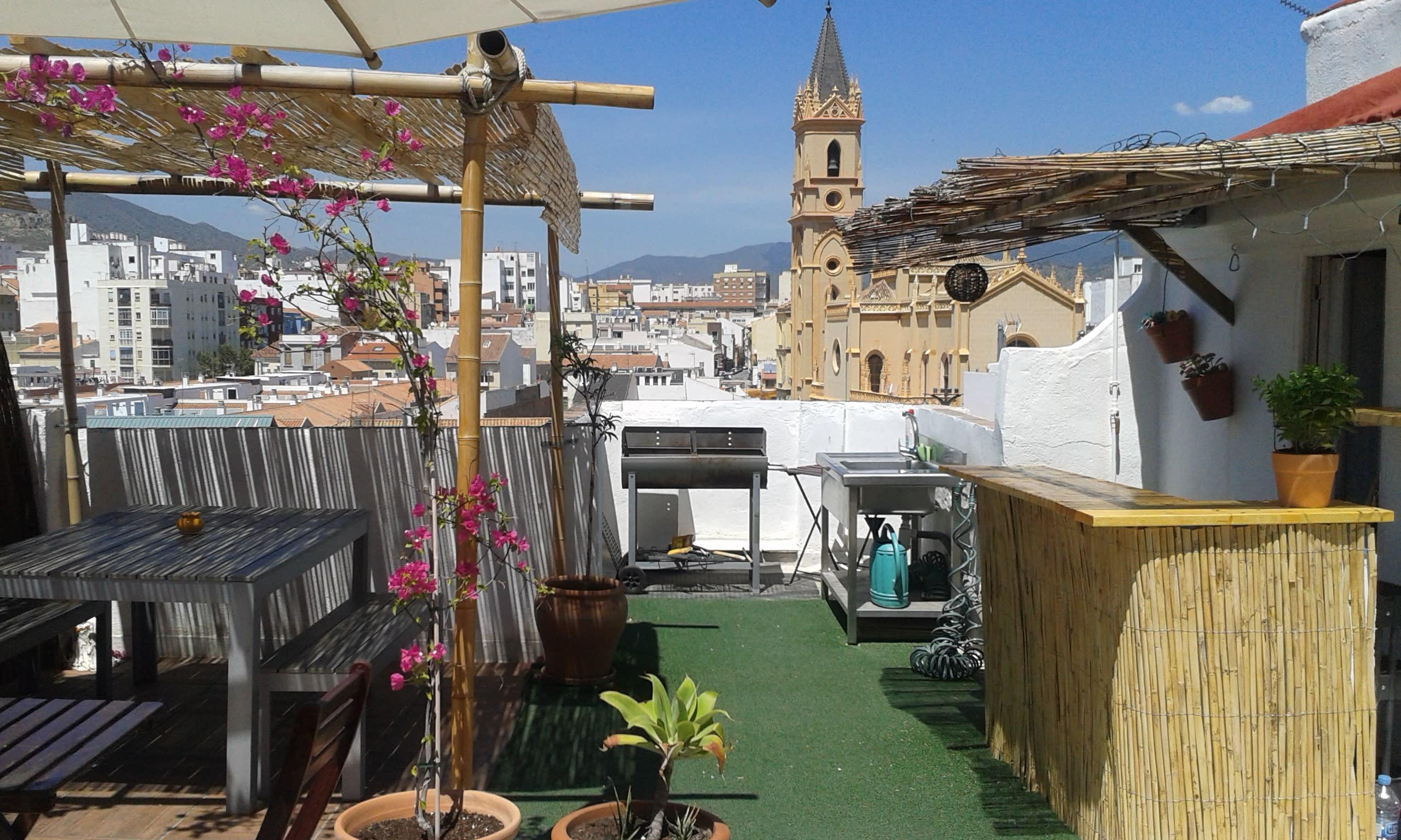Casa Al Sur Terraza In Malaga Best Hostel In Spain An