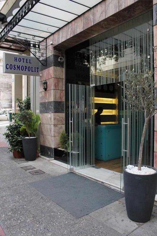 HOSTEL - Cosmopolit Hotel