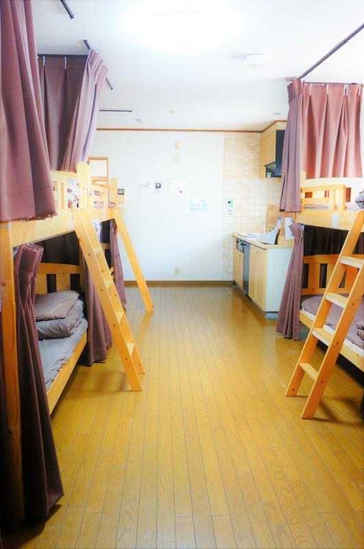HOSTEL - Shin-Osaka Tomato Guest House