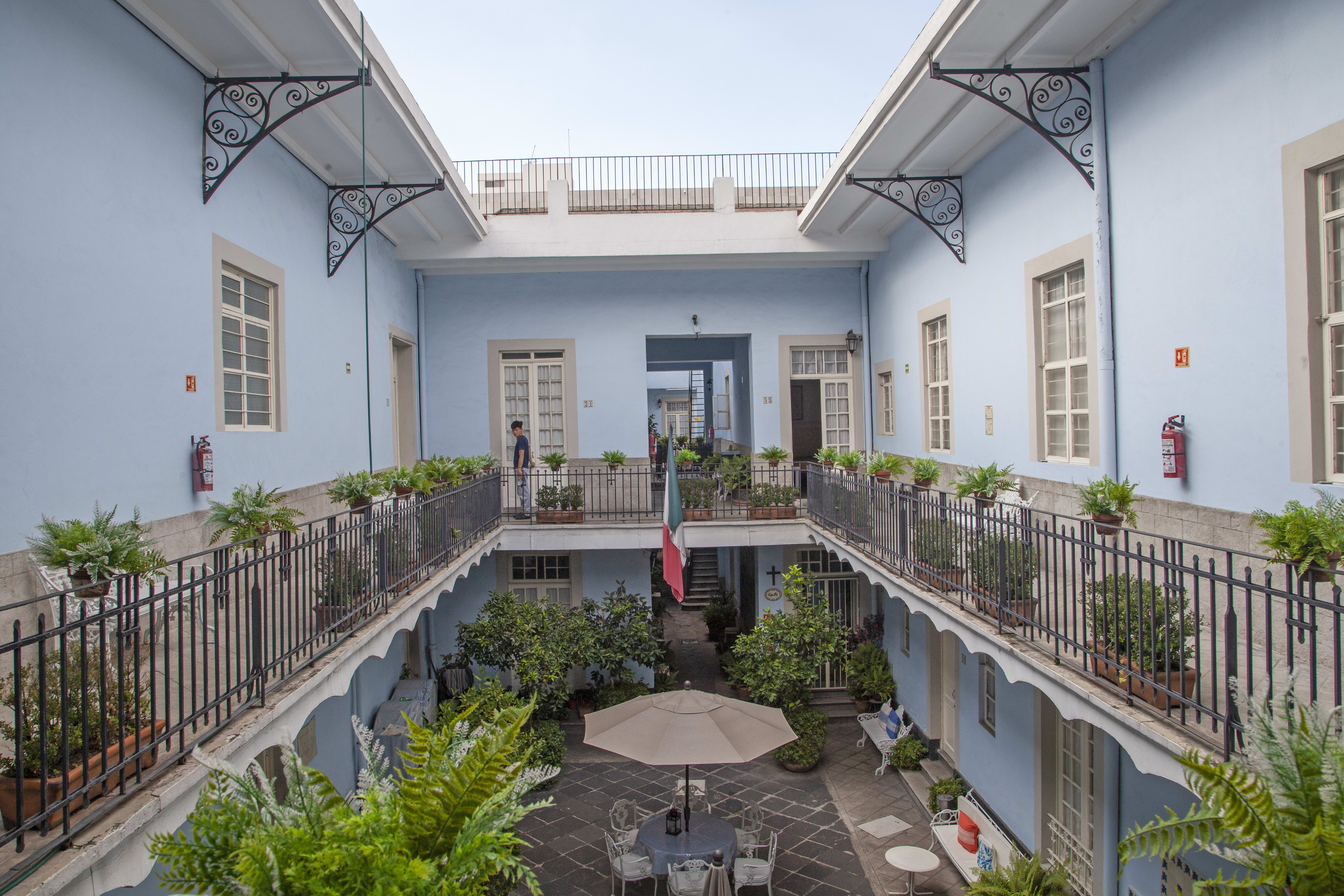 HOSTEL - Casa San Ildefonso