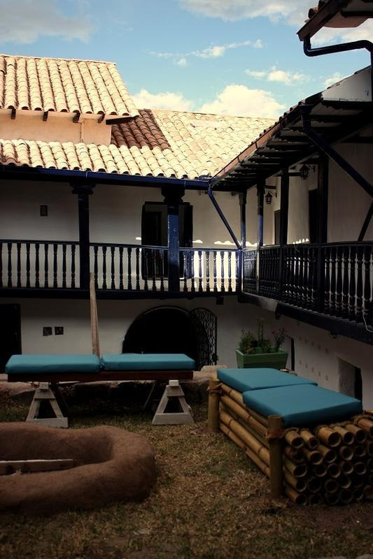 Intro Hostels Cusco