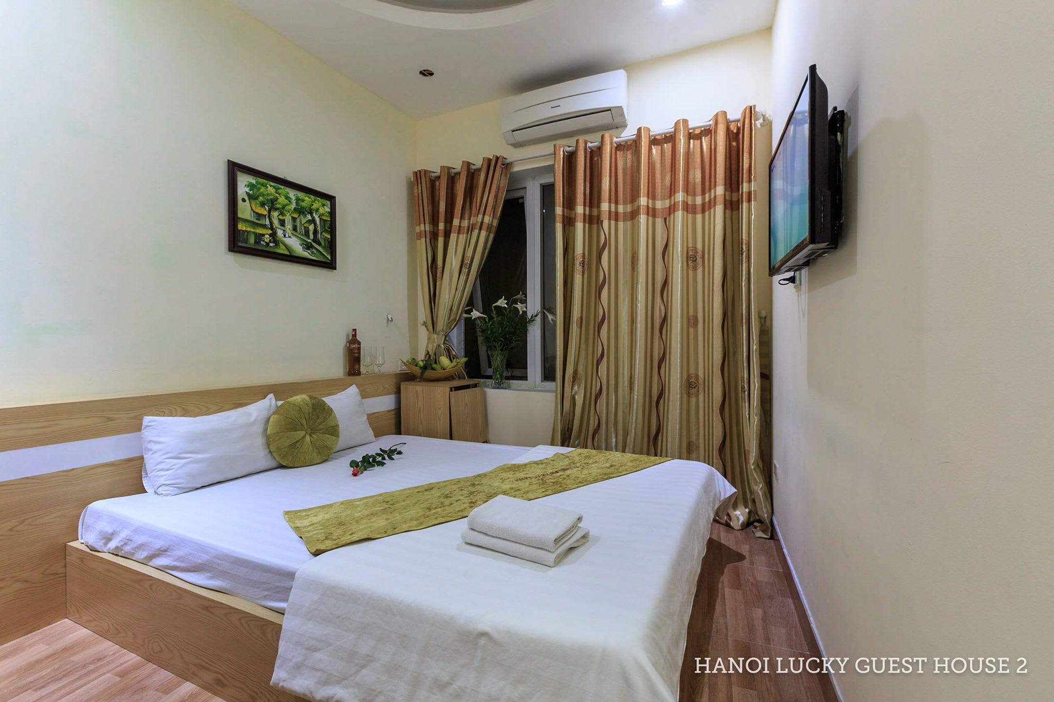 HOSTEL - Hanoi Lucky Guesthouse 2