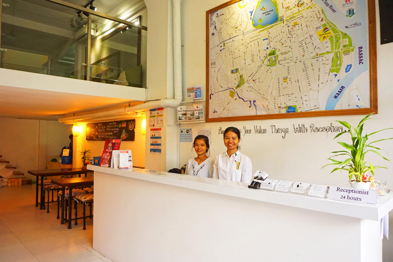HOSTEL - One Stop Hostel Phnom Penh
