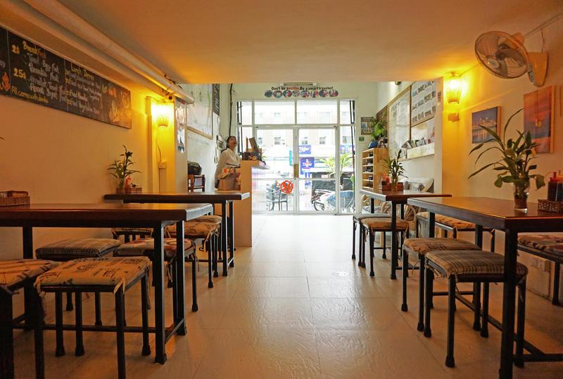 HOSTEL - Maya Papaya Cafe & Hostel