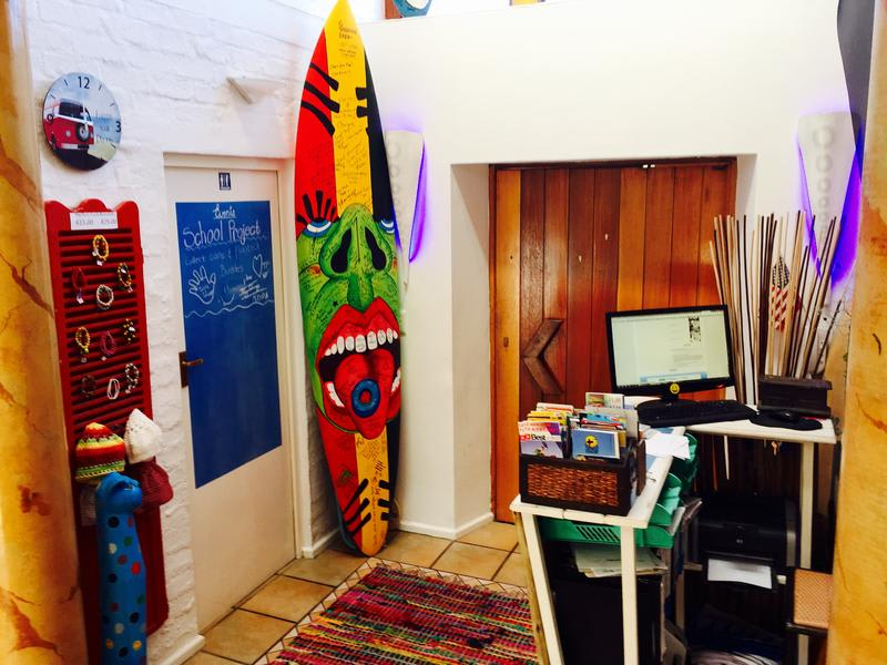 HOSTEL - The Surf Shack