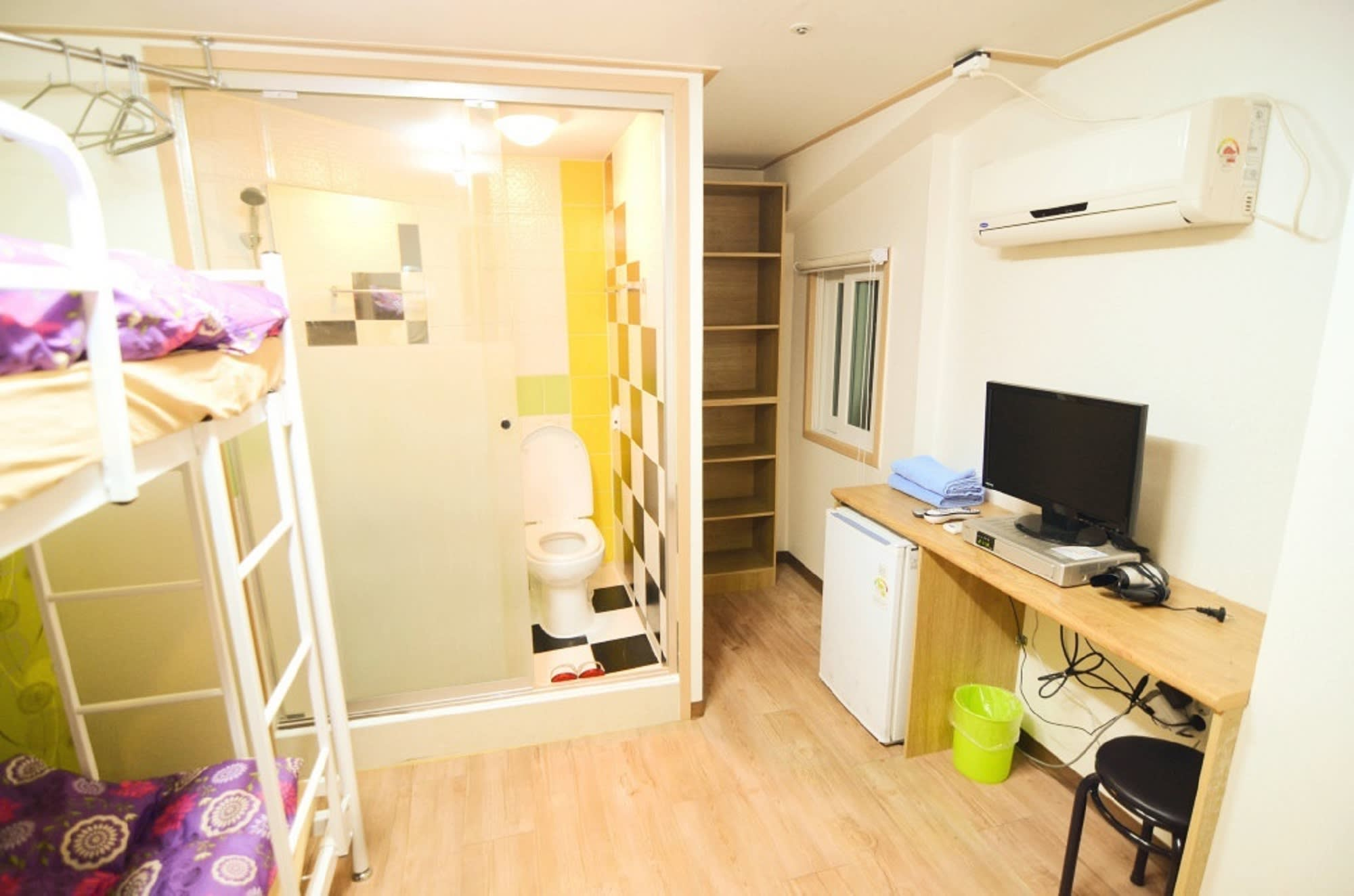 HOSTEL - Kimchee Gangnam Guesthouse