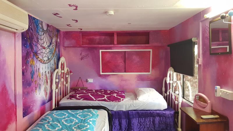 Alice's Secret Travellers Inn