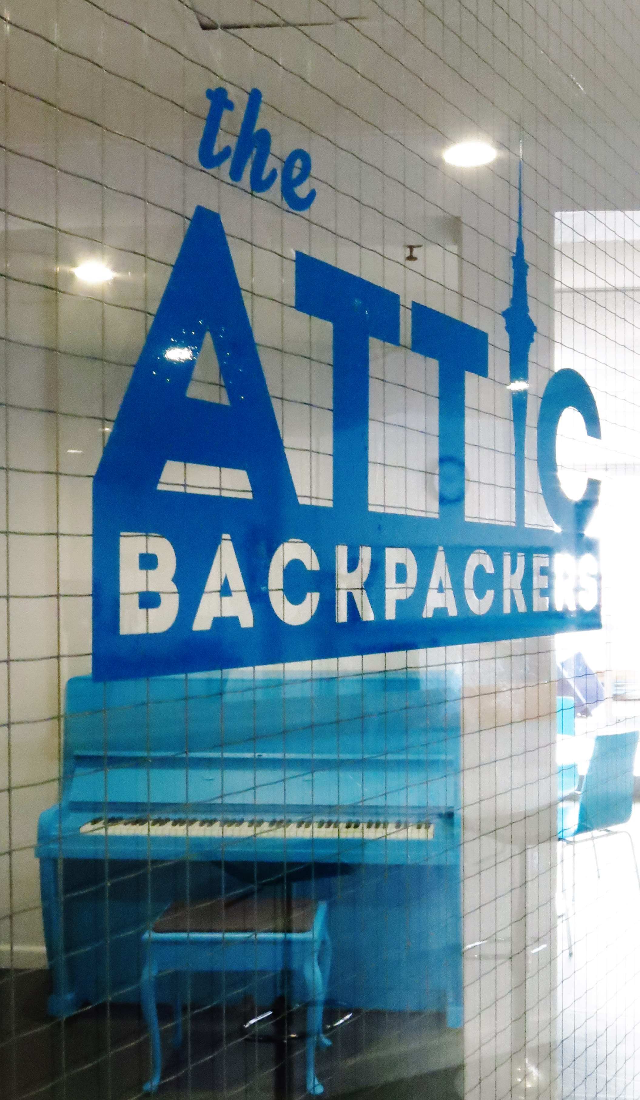 The Attic Backpackers