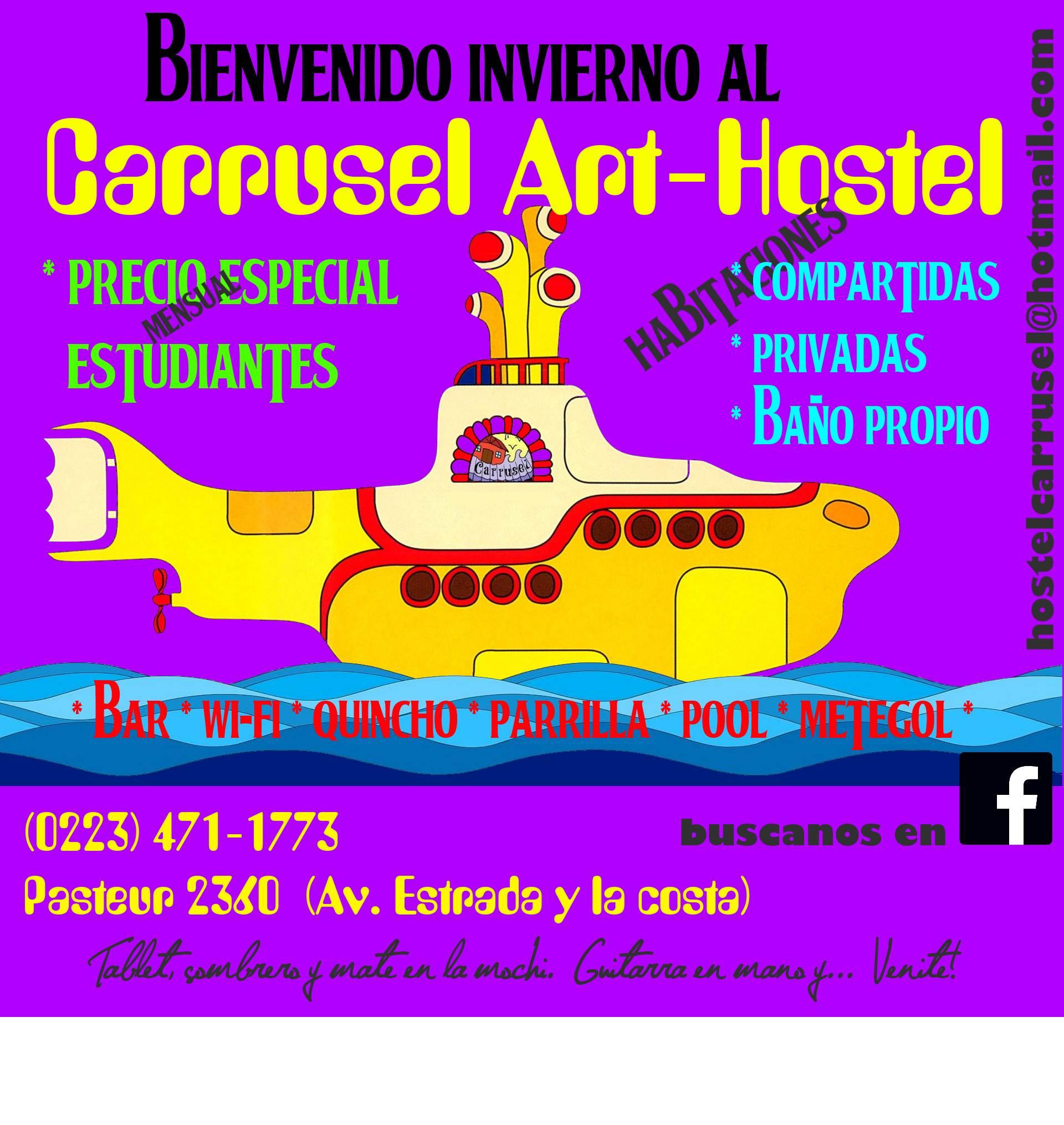 Carrusel Art Hostel