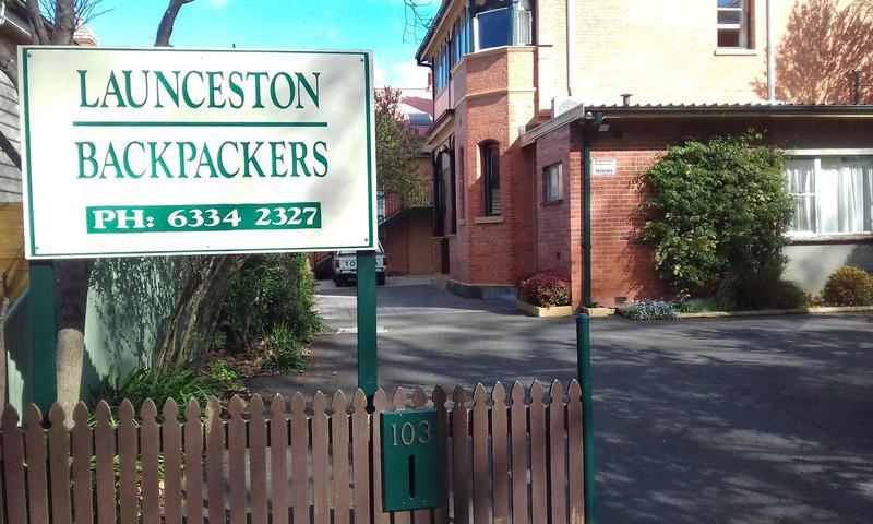 Launceston Backpackers