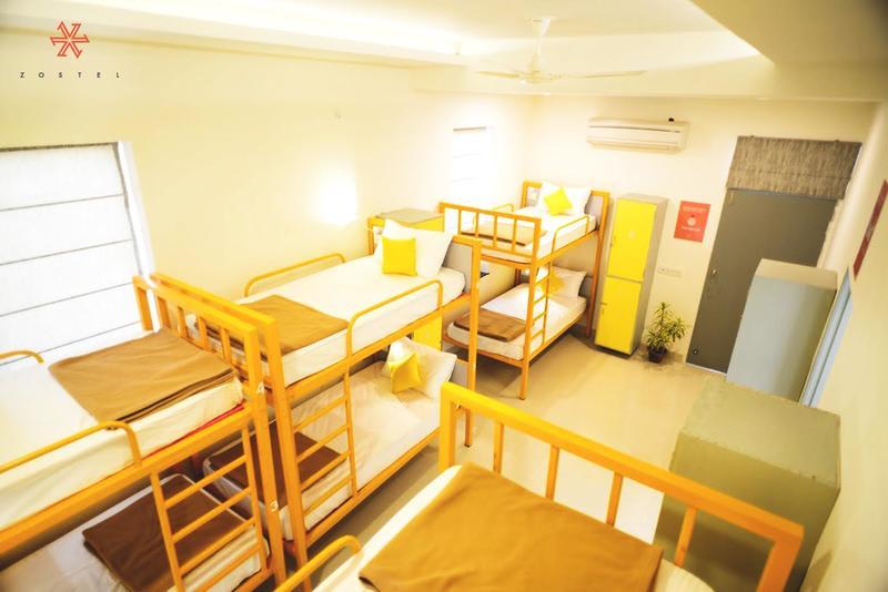 Zostel Jaipur Hostel