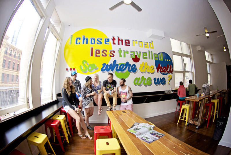HOSTEL - United Backpackers