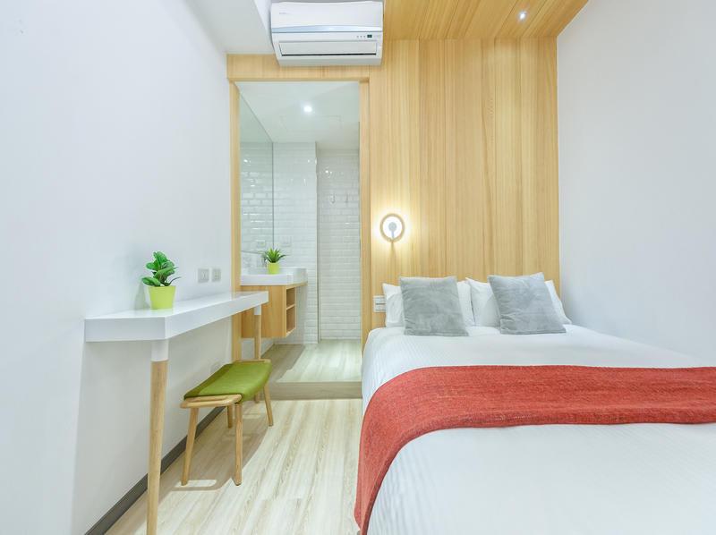 HOSTEL - Meander Taipei Hostel - Ximending