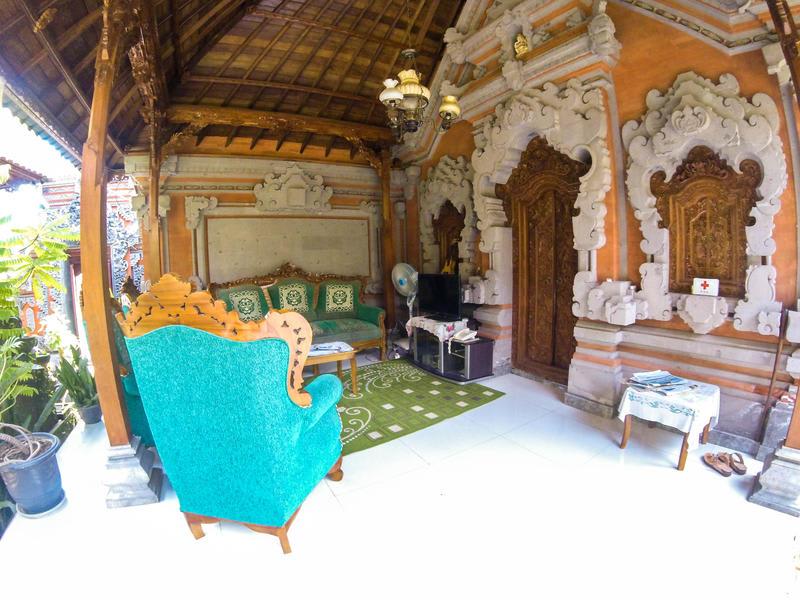 HOSTEL - Shiva House Ubud