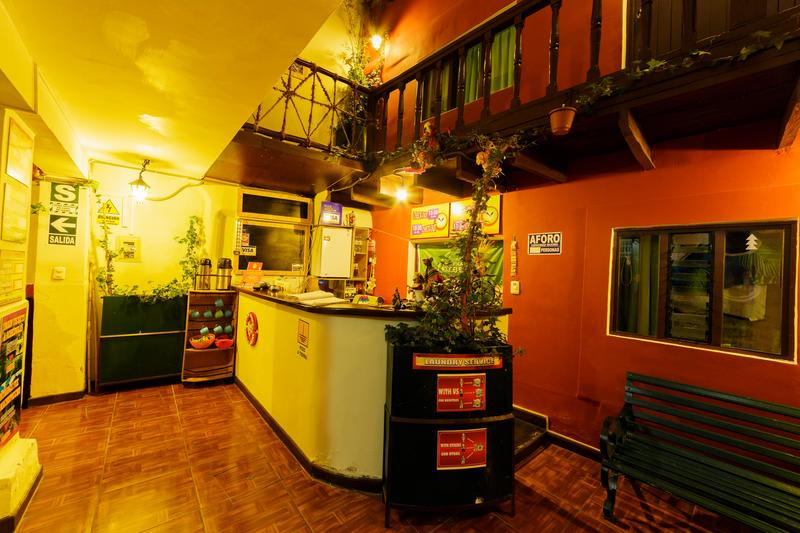 HOSTEL - Ukukus Hostel