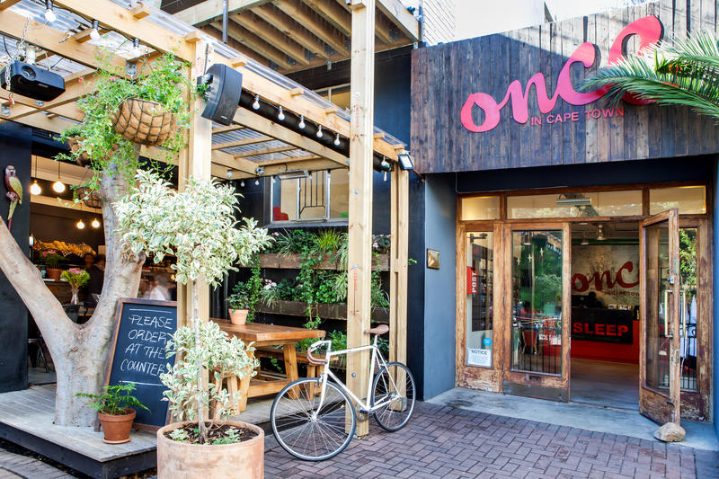 HOSTEL - ONCE in Cape Town