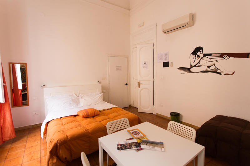 HOSTEL - A casa di Amici Boutique Hostel