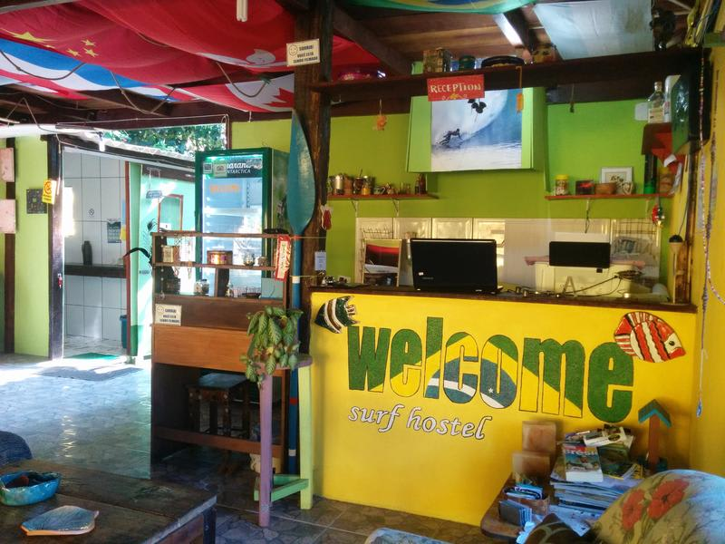 Welcome Surf Hostel
