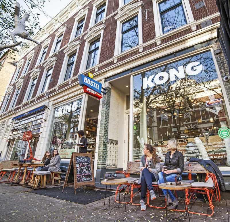 HOSTEL - King Kong Hostel Rotterdam