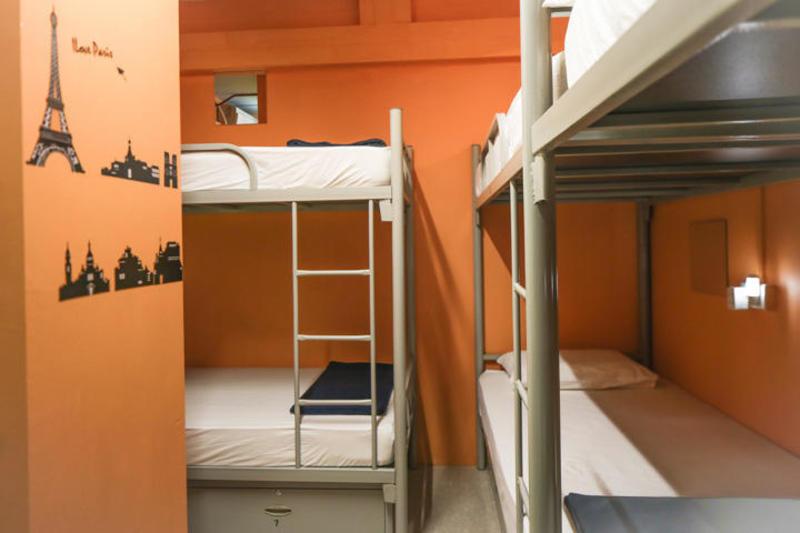 HOSTEL - Heritage Hostel