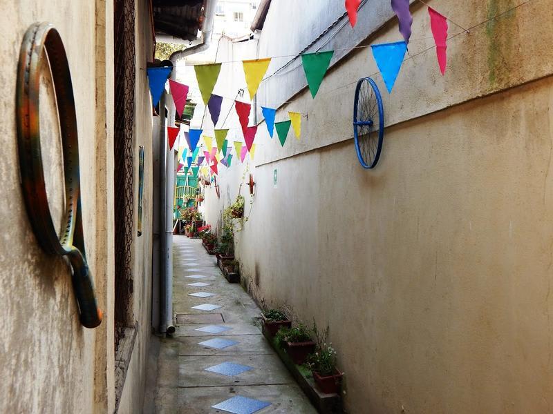 Street Garden Hostel