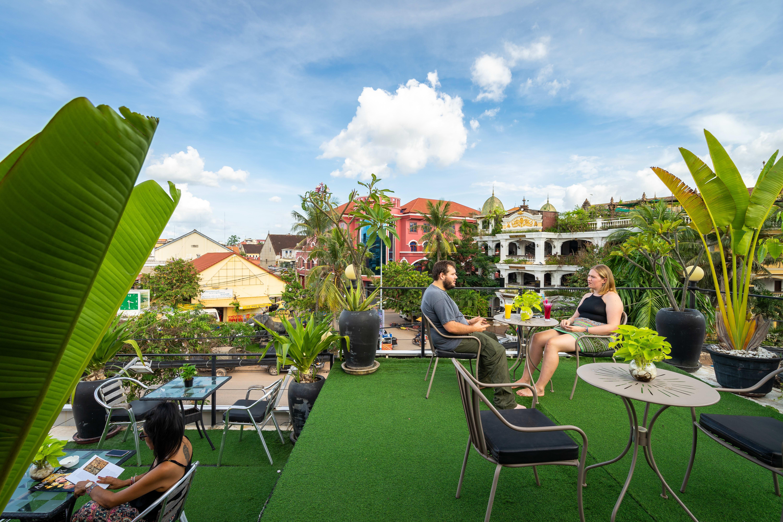 One Stop Hostel Siem Reap