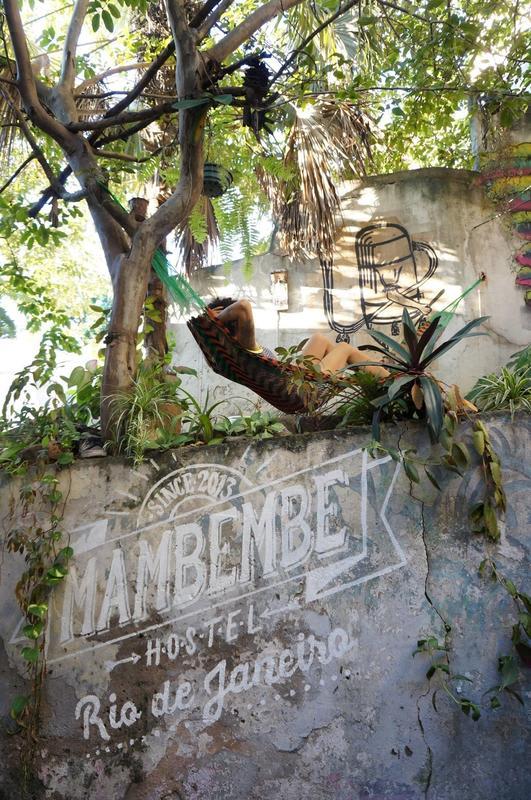 HOSTEL - Mambembe Hostel
