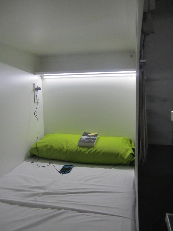 The Hostel Box Diagonal
