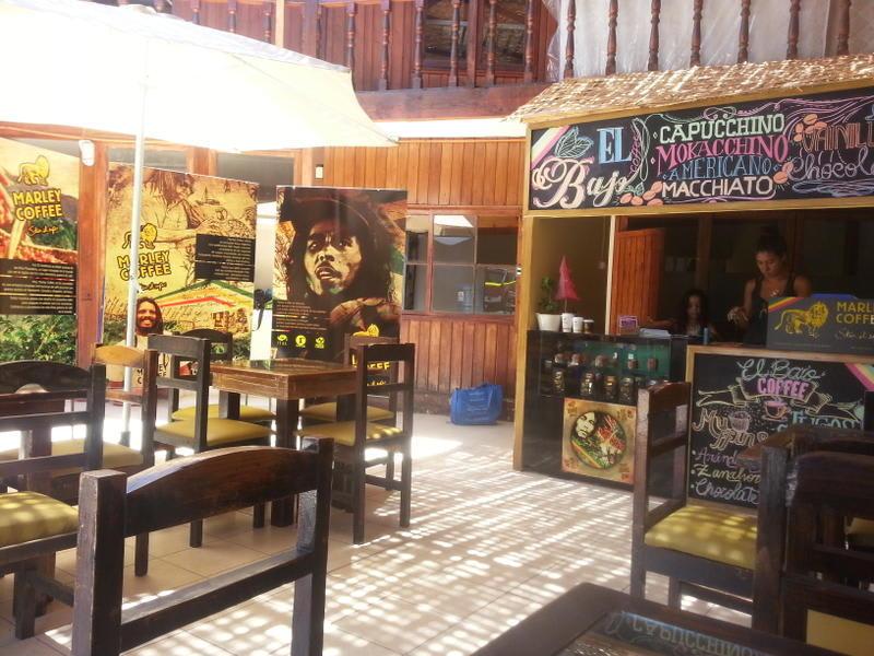 El Bajo Hostel - Marley Coffee