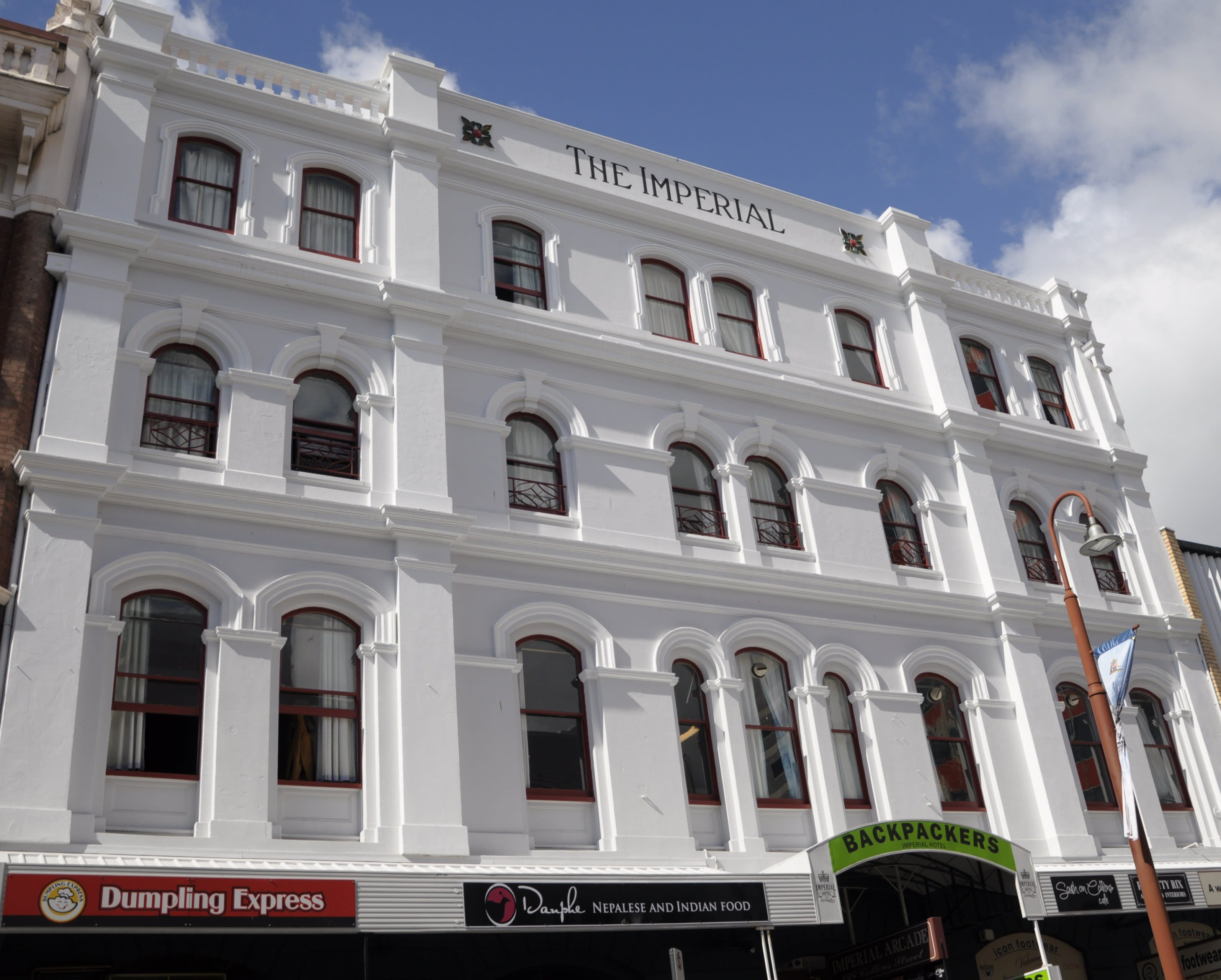 Imperial Hotel Backpackers
